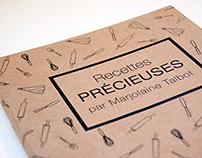 Recettes Précieuse - Livre de recettes