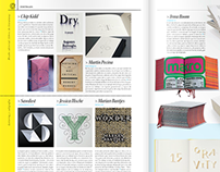 Mag article on contemporary Graphic Design