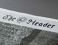 The Header Newspaper