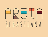 Identidade Visual - Preta Sebastiana