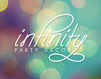 Infinity Party Decor - Logo/Branding