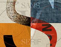Sans vs. Serif