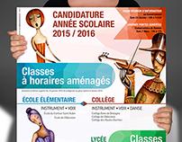 Conservatoire de Rennes Scolarité
