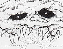 Daily Demon Doodles - December 2014
