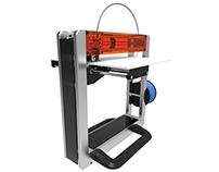 Formation 3D Printer/Laser Cutter
