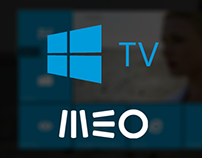 Windows 10 for TV - MEO 2015 | Concept