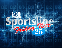 Sportsline Friday Nite - 25th Season - 2014