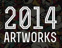 2014 ARTWORKS