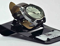 Retail fixture design for wrist watches - Showbuoy