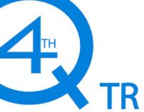 4th QTR Logo Design