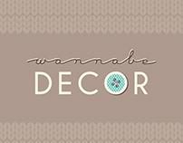 Logo for Ukrainian brand of home decor