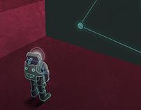 Space Man: New Yorker OP Ed