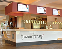 Frozen Frenzy Menu and Serving Instructions