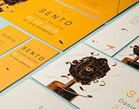 S E N T O { 2 0 1 5 } 1st solo exhibition