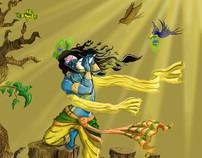 Mythological Illustrations