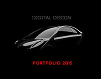 Digital Design - Portfolio 2015