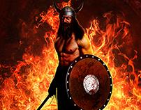 Atlanterhavsrock Fest - Branding & Poster design
