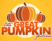 The Great Pumpkin Festival Artwork