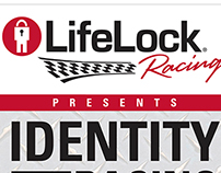 LifeLock Racing Banner