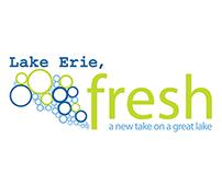 Regional Lake Erie brand identity concept