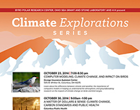 Climate Explorations Lecture Series
