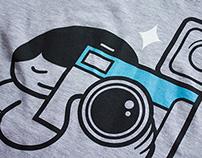 Cameraman | Wö t-shirt