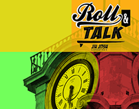 Cartazes Roll & Talk