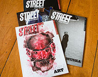 Street Active Lifestyle magazine