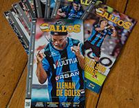Somos Gallos Magazine