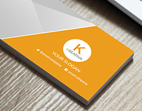 Kreativa - Business Cards