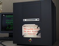 World`s first web server