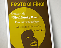 Funky block party at Firal