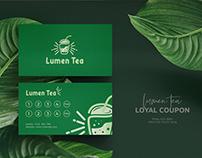 Lumen Tea / Branding