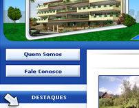 Tema para site Imovelpro ( 2006 )