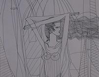 Line-drawing Studies