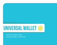 Universal Design for Wallet