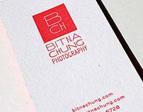 Bitna Chung Photography identity