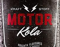 MOTOR KOLA – Branding