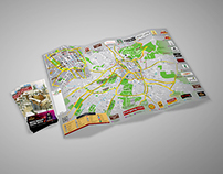Lviv City Map