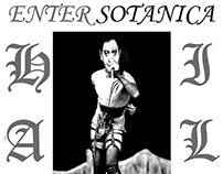 """Sotanica. """"Enter Sotanica, Hail Marilyn Lossantos"""" 2006"""