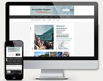 Accessible Niagara Website