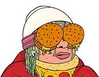 Burger Goggles