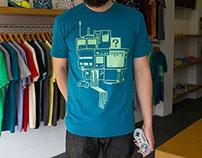 Video Games | Wö t-shirt