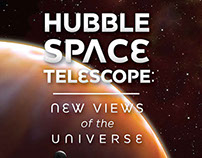 NASA Hubble exhibition