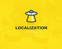 Localization station
