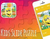 Kides Slide Puzzle