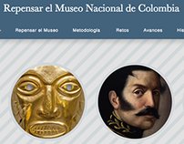 Micrositios Museo Nacional de Colombia
