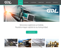 GDL Express Website