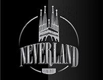 Logo Design * Neverland Vintage