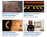 Videos para Museo Nacional de Colombia